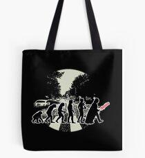BEATLES-STAR WARS Tote Bag