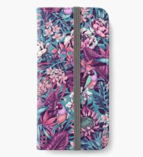 Stand Out! (ultraviolet 2) iPhone Wallet/Case/Skin