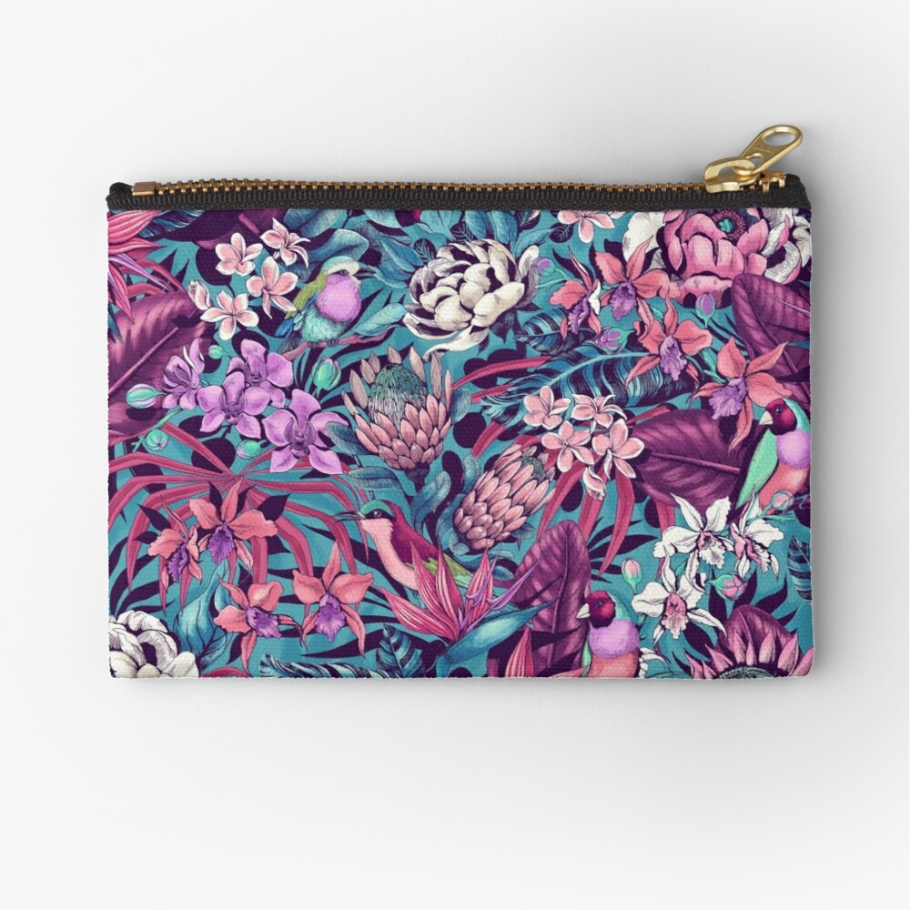 Stand Out! (ultraviolet 2) Zipper Pouch