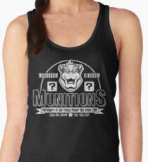 Mushroom Kingdom Munitions Women's Tank Top