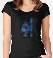 Her Secrets Are Stellar Women's Fitted Scoop T-Shirt