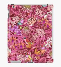 Stand Out! (tropical pink) iPad Case/Skin