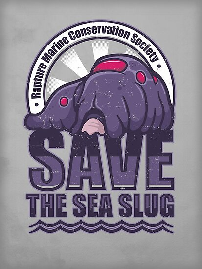 Save the Sea Slug by Adho1982