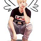 Wings Namjoon by pukeychu