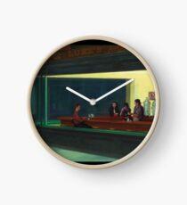 Night Gilmores Clock