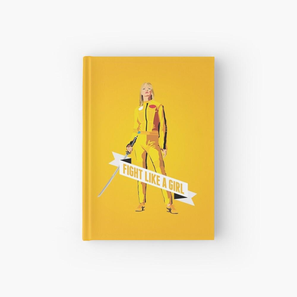 Kämpfe wie ein Mädchen: Beatrix Kiddo Notizbuch