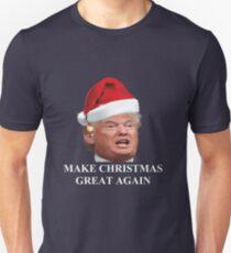 Donald Trump - Make Christmas Great Again Unisex T-Shirt
