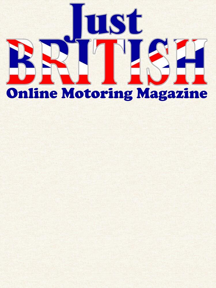 Just British Online Motoring Magazine by JustBritish