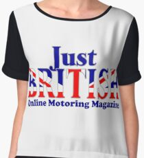 Just British Online Motoring Magazine Chiffon Top