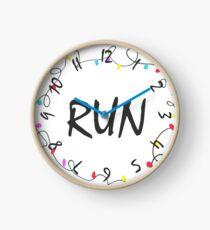 Stranger - Run Clock