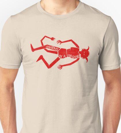 Anatomy of a Firegang T-Shirt