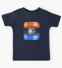 Thinking With Plungers Kids Tee