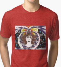 In Awe Tri-blend T-Shirt
