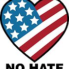 No Hate!  by dolusdesign