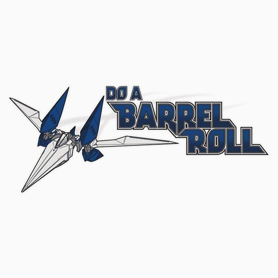 Do Barrel Roll