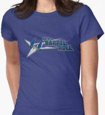 Do a Barrel Roll Women's Fitted T-Shirt