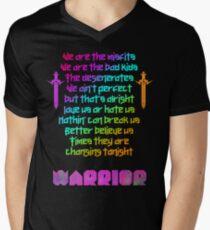 We are - Kesha Rose Sebert Mens V-Neck T-Shirt