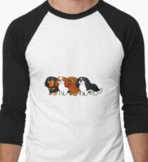 Cavalier Collection - Horizontal Baseball ¾ Sleeve T-Shirt