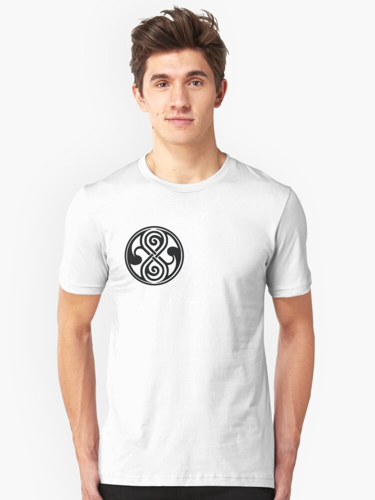 Seal Of Rassilon Seal Of Gallifrey Unisex T Shirt By Raphis