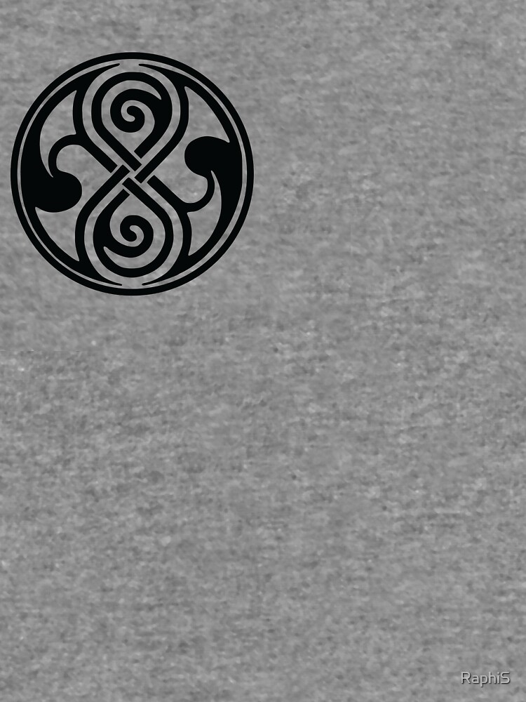 Seal Of Rassilon Seal Of Gallifrey Lightweight Hoodie By Raphis