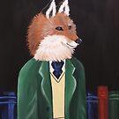 Professor Fox by L.W. Turek