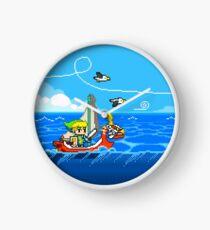 Zelda - Wind Waker Advanced Clock