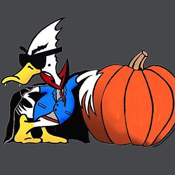 Halloween Duck - Duck Logic by Dave-id
