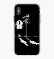 'Get Home' Black iPhone Case