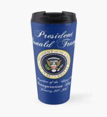 President Donald J. Trump Inauguration Day 2017 Travel Mug
