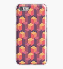 Sunset Isometric iPhone Case/Skin