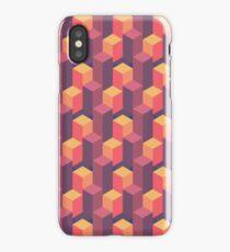 Sunset Isometric iPhone Case