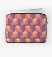 Sunset Isometric Laptop Sleeve