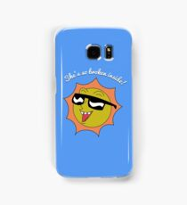 Crazy Ex Girlfriend Samsung Galaxy Case/Skin