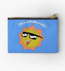 Crazy Ex Girlfriend Studio Pouch