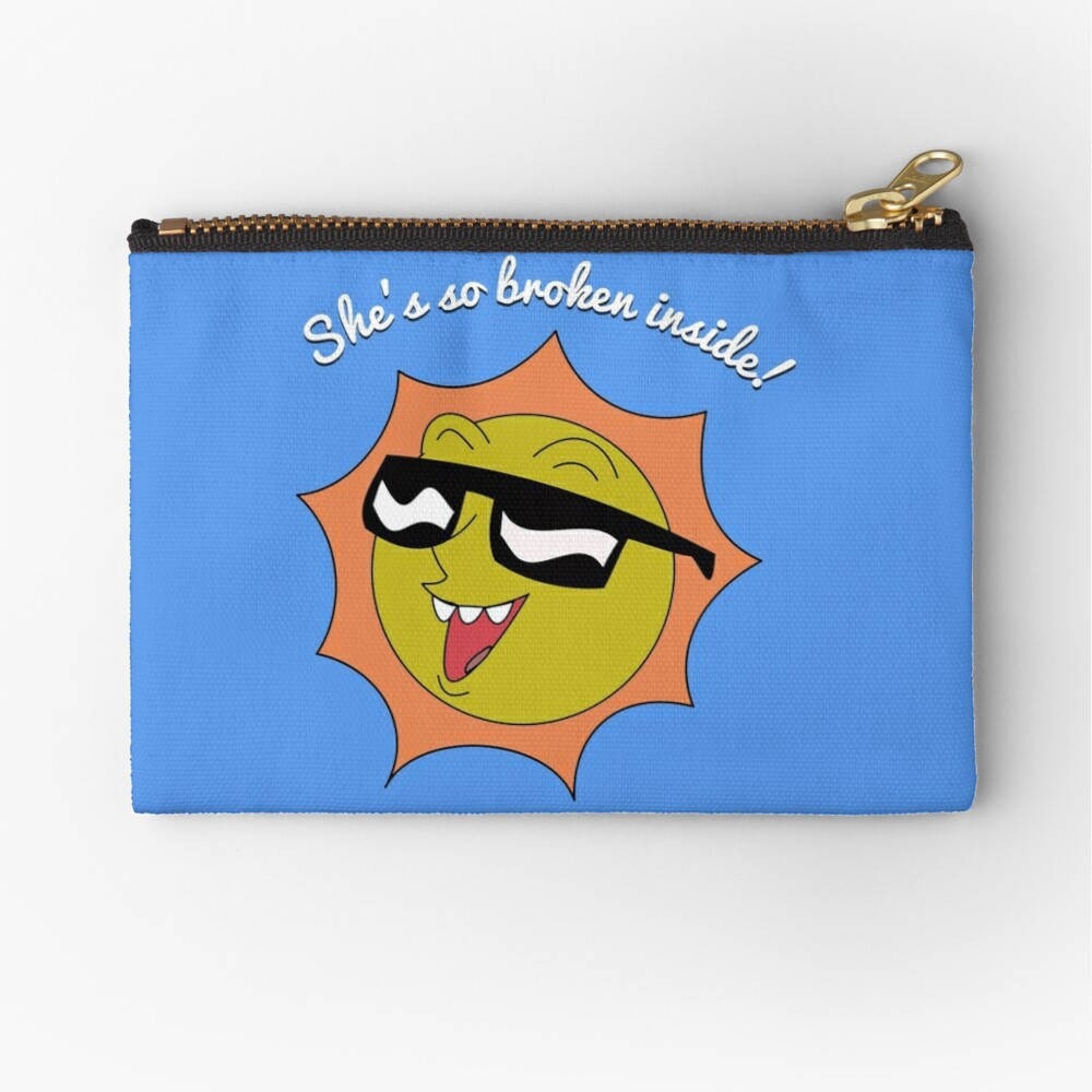 Crazy Ex Girlfriend Zipper Pouch