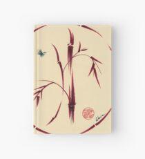 Sacred Circle - Original Enso Zen Painting Hardcover Journal