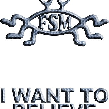 FSM - I want to believe by AngryKitty