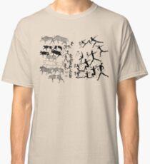 Bushmens, australia, dated 1887 Classic T-Shirt