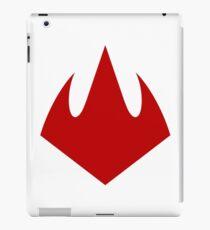 Foot Clan Logo iPad Case/Skin