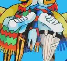 Los pollos hermanos tv Sticker