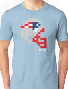 NE Helmet - Tecmo Bowl Shirt Unisex T-Shirt
