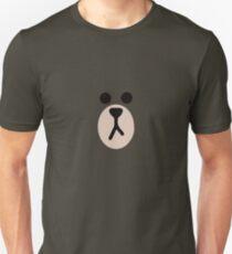 Line Friends Brown Bear T-Shirt