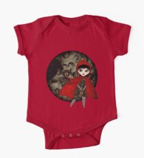 Little Red Capuccine Kids Clothes