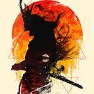 Samurai Code by Lou Patrick Mackay