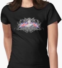 Queen Elizabeth II Women's Fitted T-Shirt