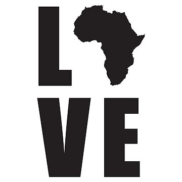 Love Africa by foofighters69