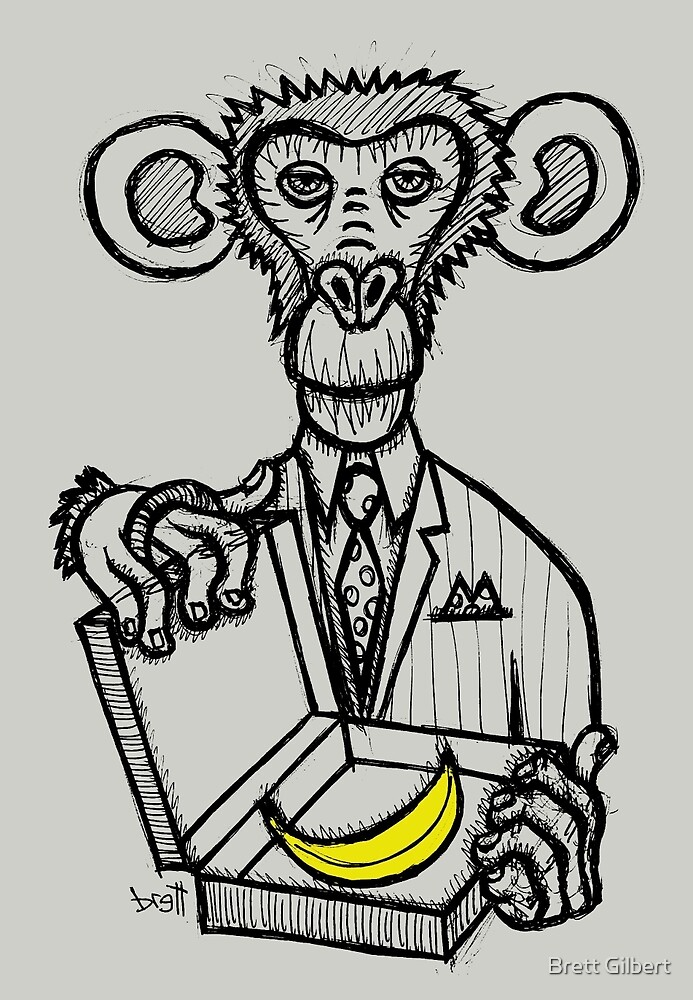 Monkey Business by Brett Gilbert
