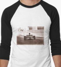Grand Prix Historique de Monaco #11 Men's Baseball ¾ T-Shirt