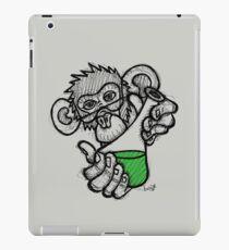 Lab Monkey iPad Case/Skin