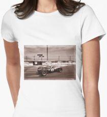 Grand Prix Historique de Monaco #10 Womens Fitted T-Shirt